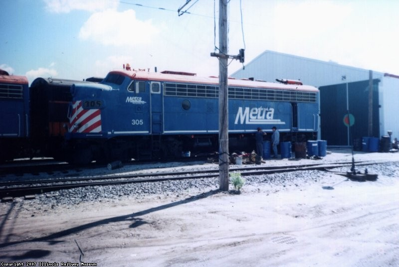 METX 305 inspection  07-00