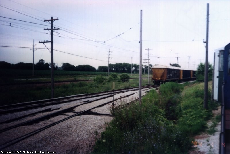 UP Extra East on IRM Mainline  07-00