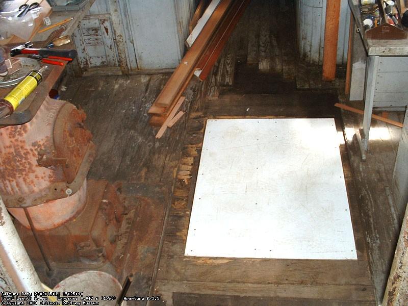 New Sub floor