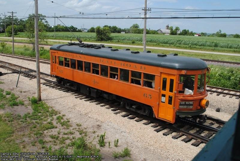 Indiana Railroad 65