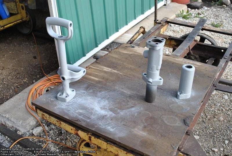 Rebuilding Ingersoll Rand hand tampers 5-15-11