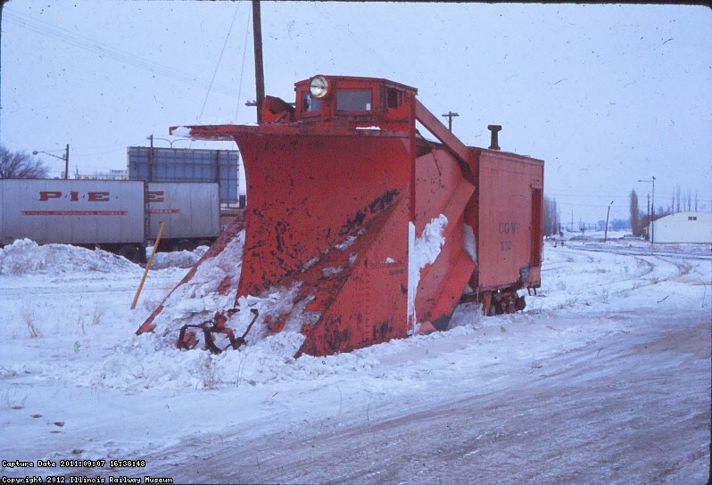 CGW X 32 at Ft Dodge 1971