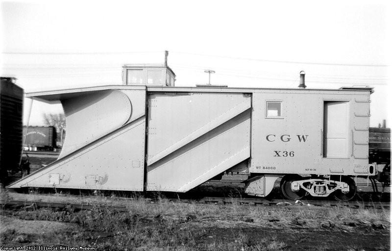 CGW X 36