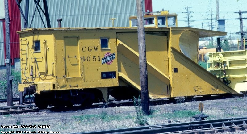 4051,rear view; 1984; no location Joe Pierson Collection