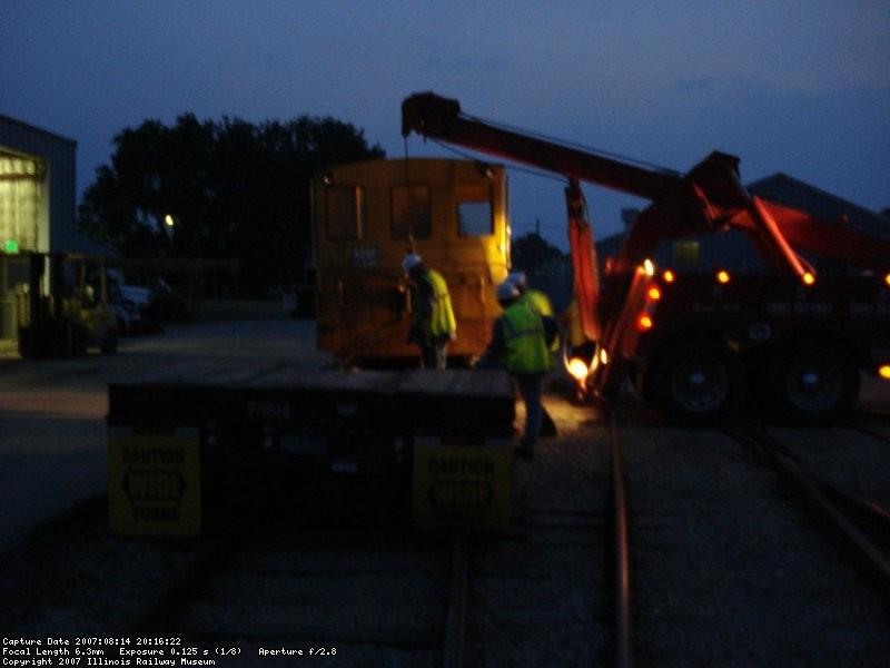 25 Tonner from Seneca IL 08-15-07