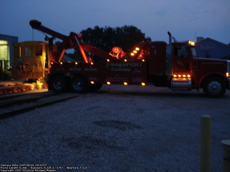 25 Tonner from Seneca IL 08-15-07