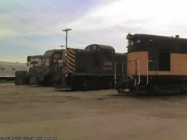 Yard 10 Loco Line Up