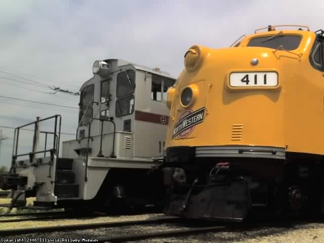 CE 15 & CNW 411
