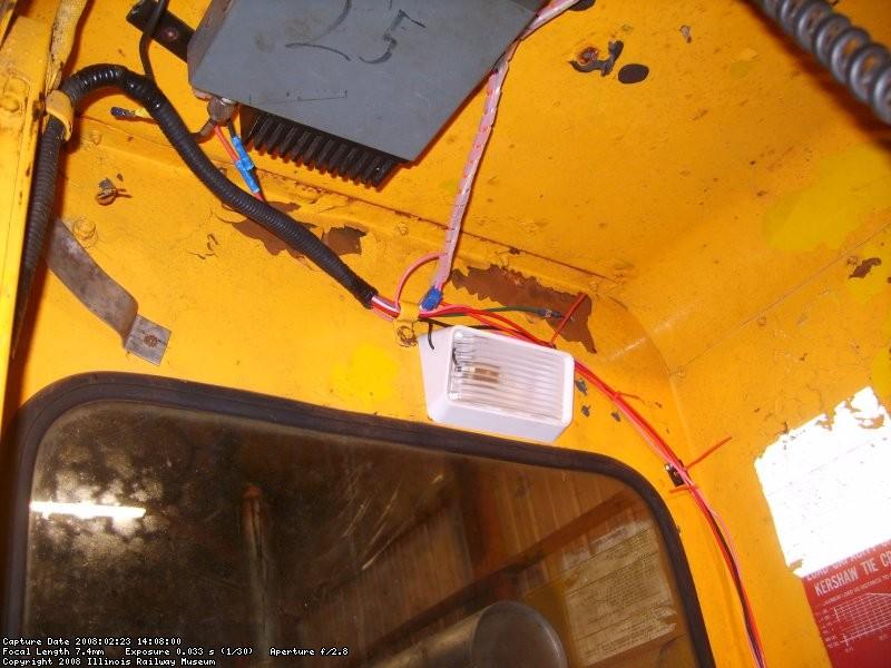 Rewired Tie Crane