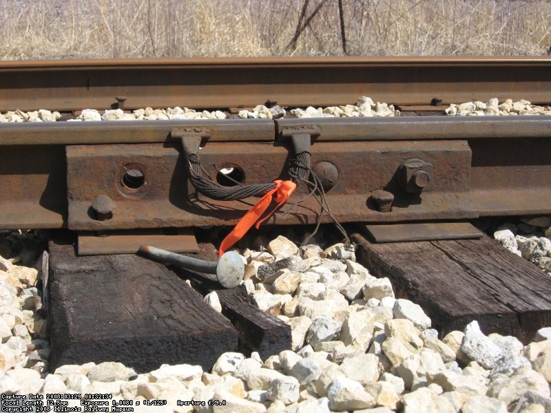 THE reason for spring inspections...winter takes its toll on rail
