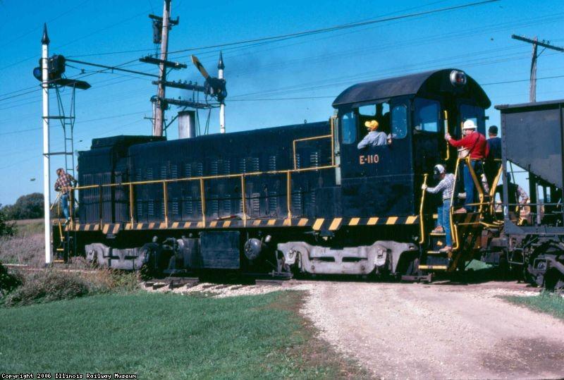 1985 ARM 002  Ballast Train