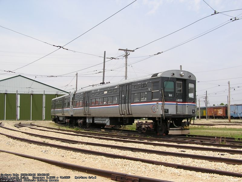 CTA 6655-6656 sitting outside barn #7
