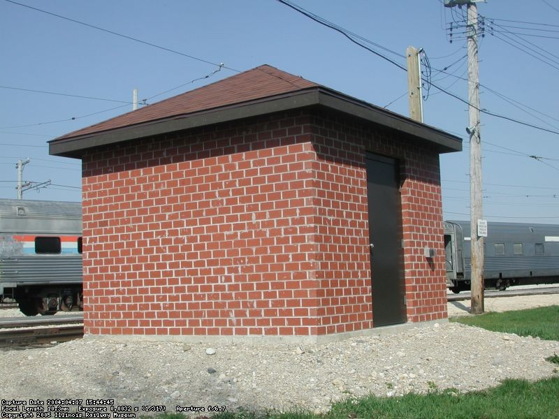New Pump House 04-17-2004