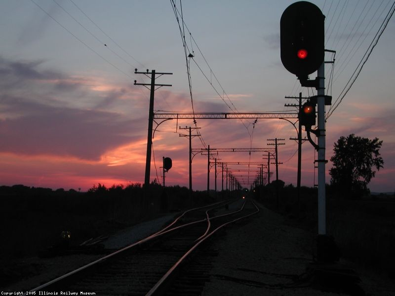 Sunset signals 5-18-2003