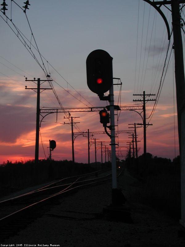 Sunset 5-18-2003