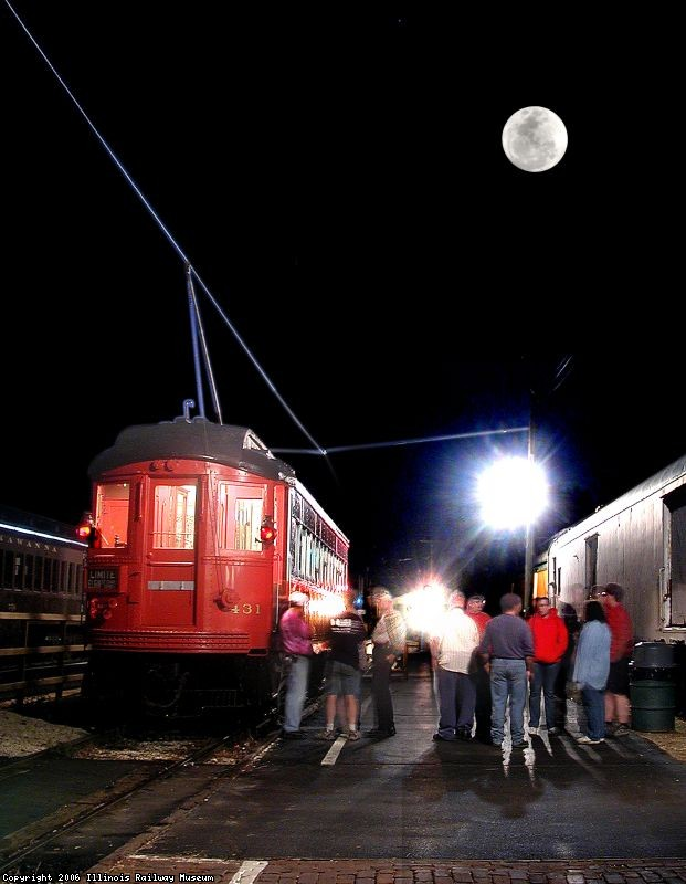 IRM moon over members weekend 2005