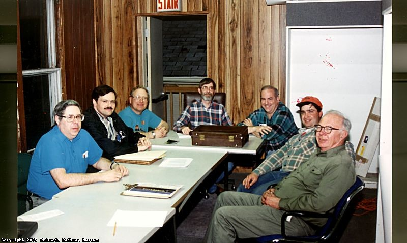 1997 - IRM Board of Directors