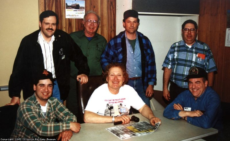 1998 - IRM Board of Directors