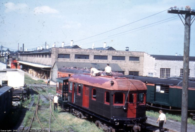 Sept 1961 - IERM - George Clark Collection