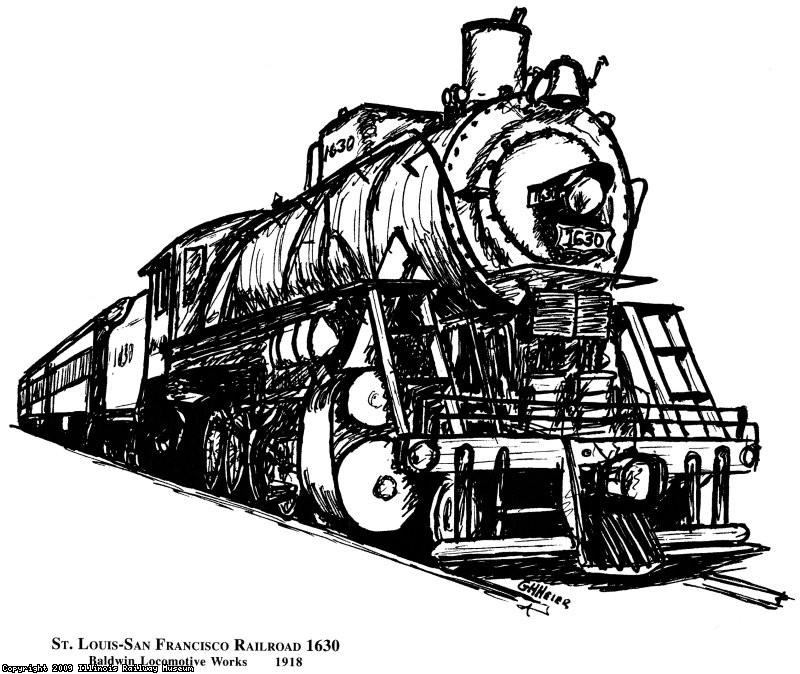 Greg Heier sketch of Frisco 1630