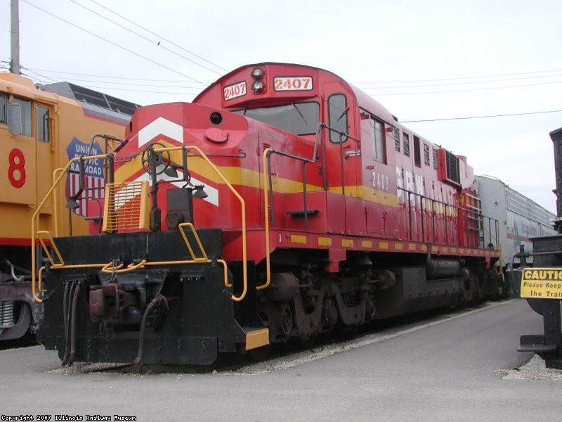 GB&W 4207 - 2005-04-11