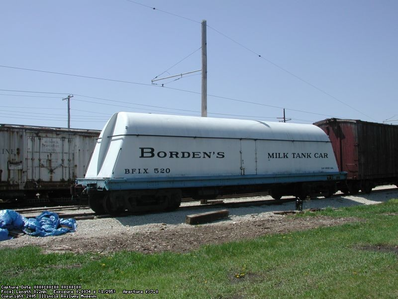 Bordens Milk Car 5-3-2003