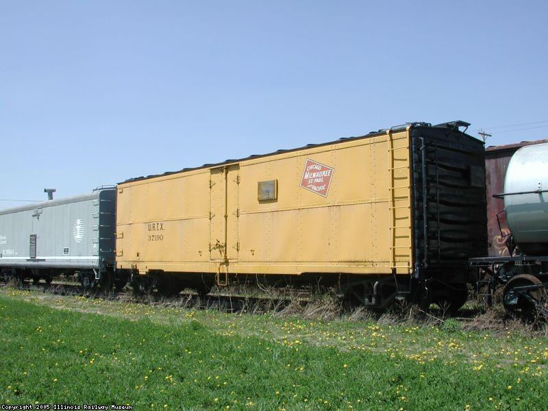 URTX 37190 CM&StP 5-3-2003