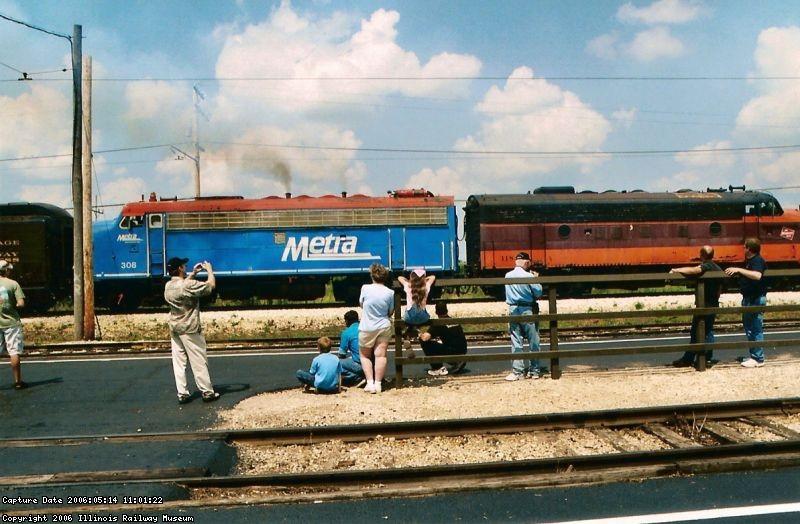 MR 118-C & METRA 308