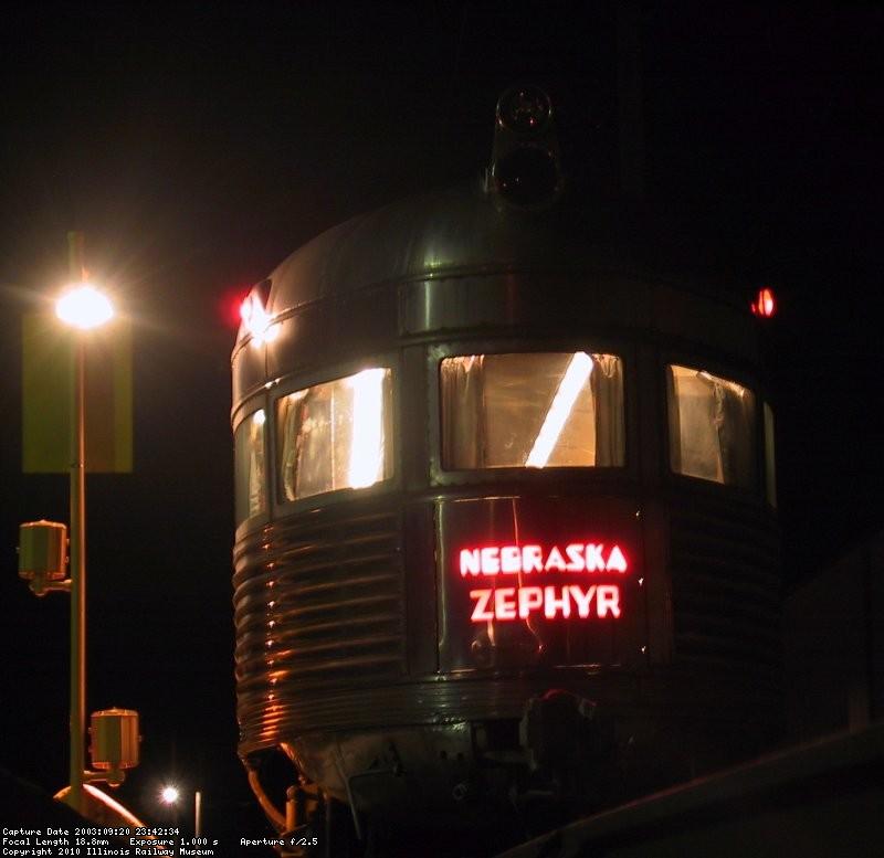 Nebraska Zephyr