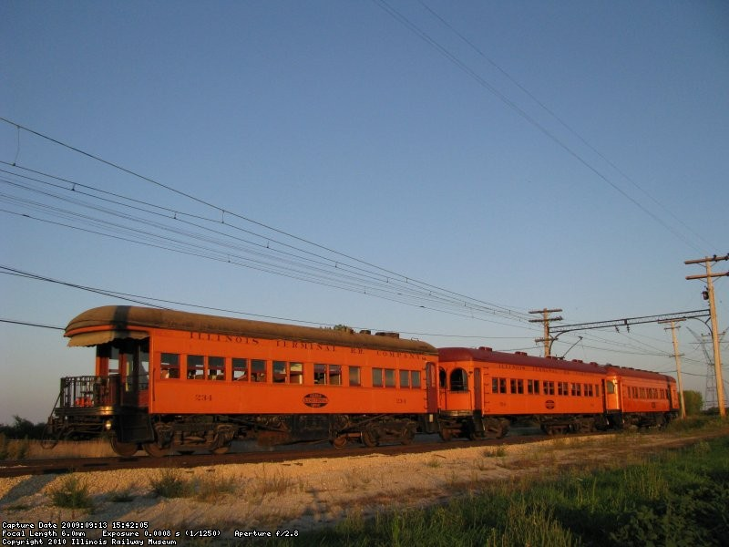 IT train