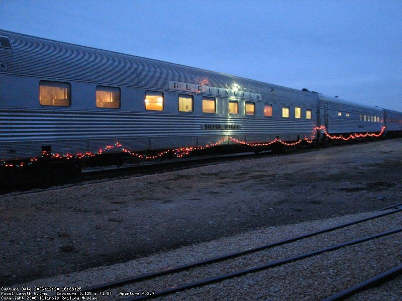 Happy Holidays from the Passenger Car dept