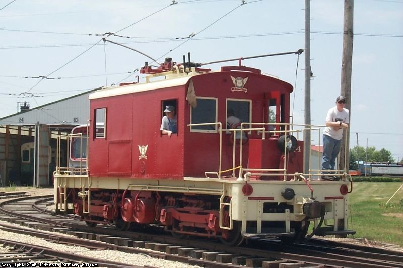 The Cornwall 14 (07/2002).