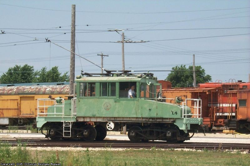 The L4 motor (07/2002).