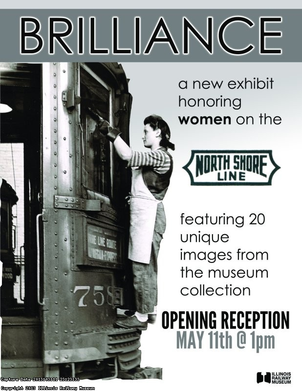 Brilliance Exhibit Opens May 11th