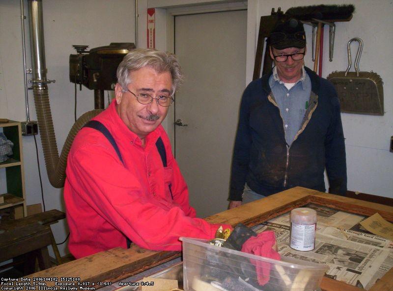 2006 - Jeff Brady, Norm Krentel