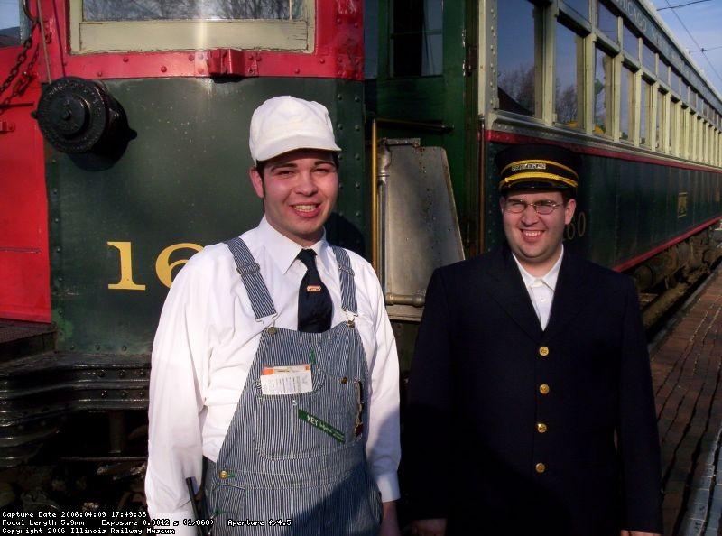 2006 - Stan Wdowikowski, Joe Stupar