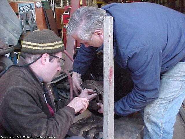 2002 - Jim Meindl, Jim Nicholas
