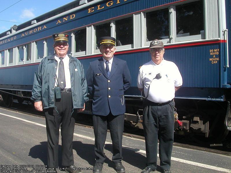 2010 - Dan Buck, Randy Hicks, Jim Nauer