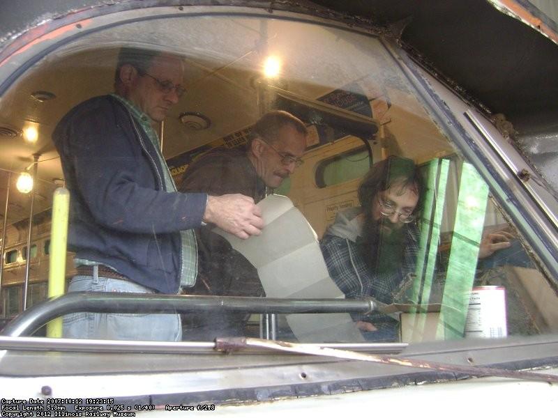 2012 - Bill Wulfert, Eric Lorenz, Richard Schauer