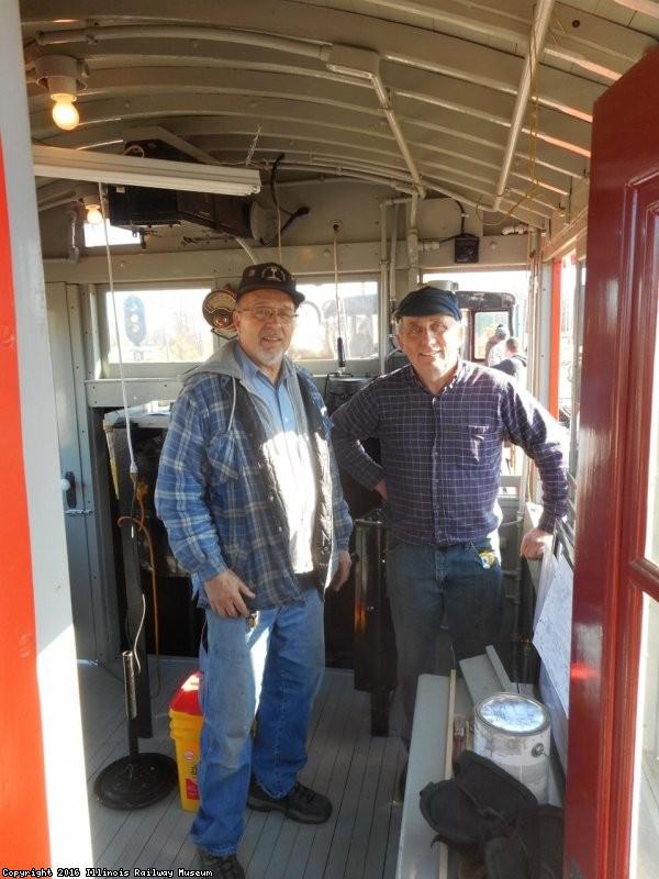 2016  Pete Galayda, Randy Hicks