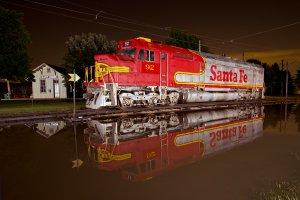 Highlight for Album: Atchison, Topeka & Santa Fe 92