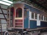 Under restoration - April 2002