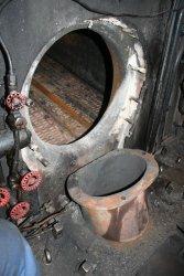 Firedoor removed