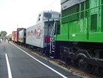 Caboose Train 07-14-07