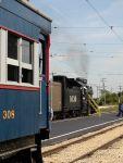308 on Station Track 1 - 9/18/04