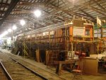 Under restoration - September 2012