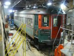 Highlight for Album: Chicago North Shore & Milwaukee 749 Restoration