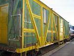 Highlight for Album: X-23 Boxcar, PRR 499320, MOW service