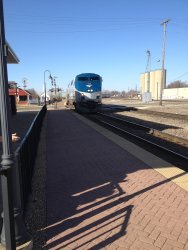 Southwest Chief - Photo courtesy of Michael McCraren