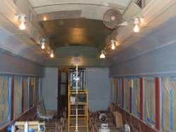 The same view inside 556 as of March 29th - Photo by Brian LaKemper